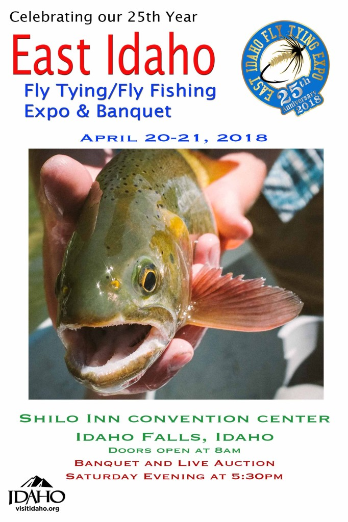 East Idaho Fly Tying Expo