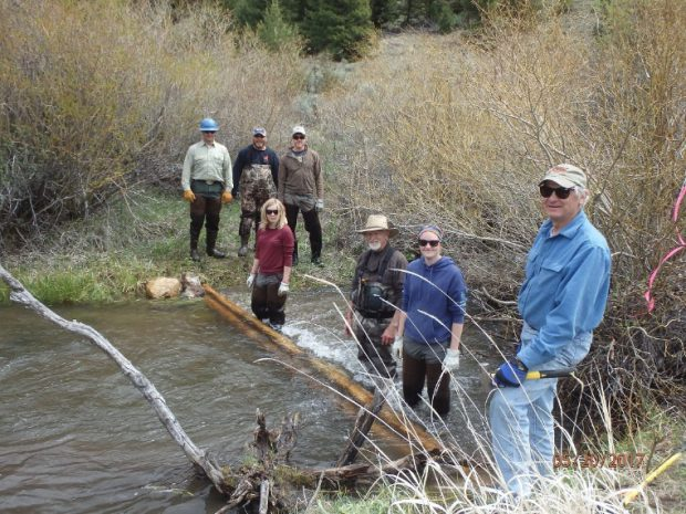 2017 Canyon Creek Conservation Project