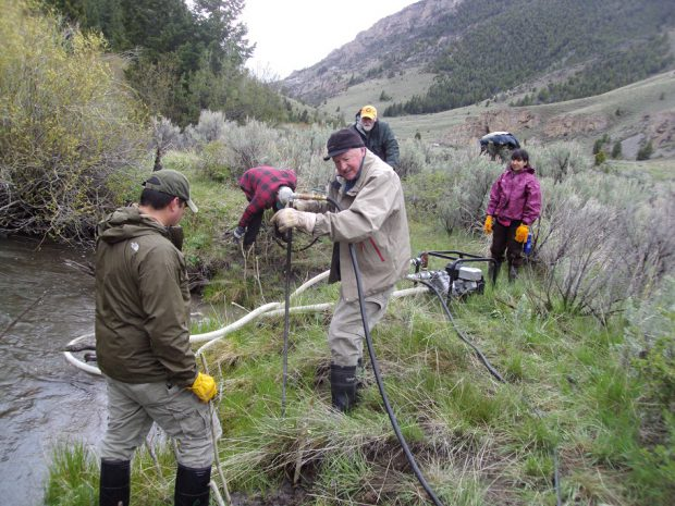 2016 Canyon Creek Conservation Project