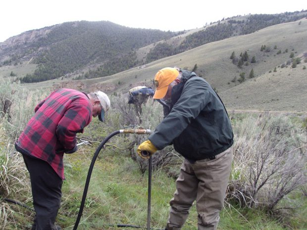 Tincup Creek Conservation Project