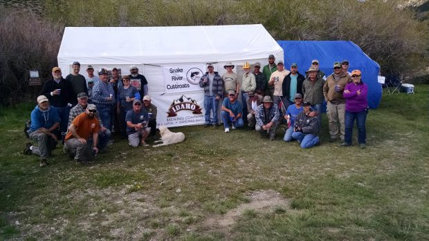 2018 Canyon Creek Conservation Project